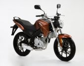 MH Motorcycles MH7 Naked 125 Lc