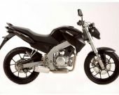 MH Motorcycles MH7 Naked 125 Ac