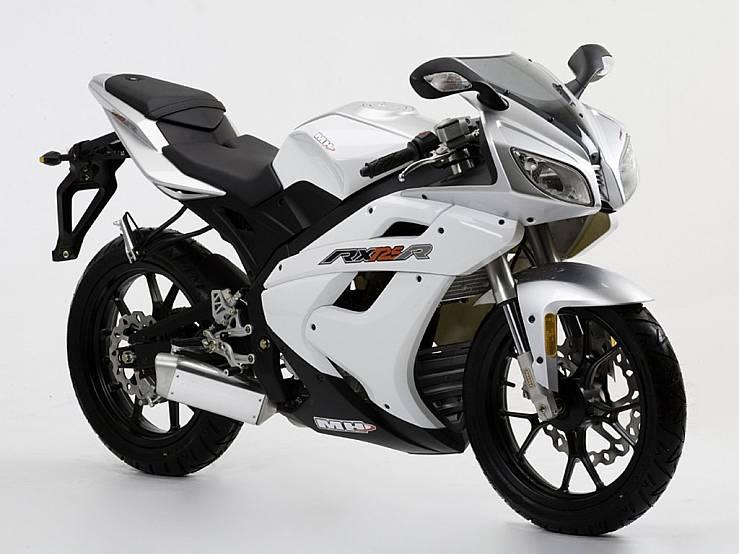 MH Motorcycles RX 125 R precio ficha opiniones y ofertas