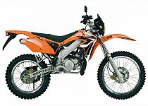 MH Motorcycles RYZ 50 Enduro
