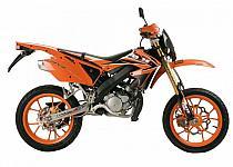 MH Motorcycles RYZ 50 Pro Racing Urban Bike