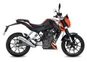 Escapes Mivv para KTM 125 Duke