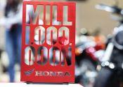 Honda alcanza 1 millón de motos vendidas en España