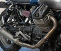 Moto Guzzi V7 Stone CRD: puro scrambler Imagen - 7