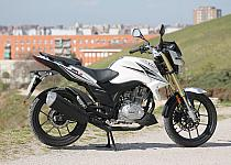 MH Motorcycles NK3 125 2017-2019