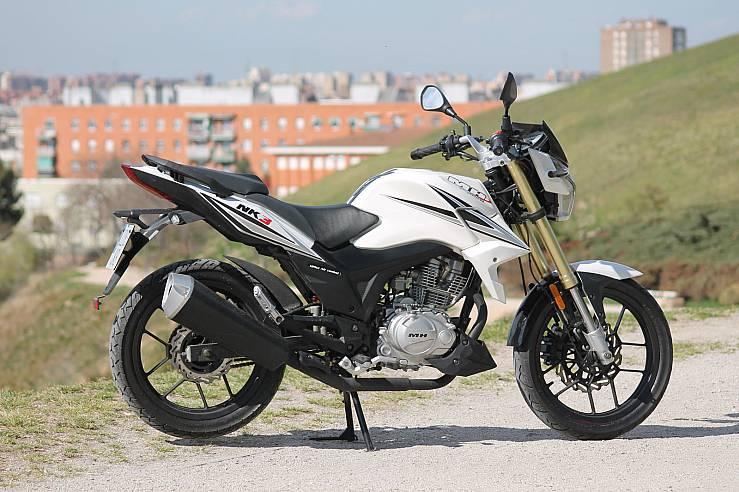 MH Motorcycles NK3 125 | Moto1Pro