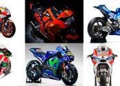 Las motos de MotoGP 2017 al detalle