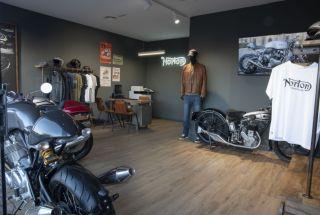 Norton Motorcycles abre su primera tienda en España