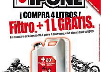 Los lubricantes Ipone llegan a España