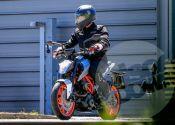 Nueva KTM Duke 125: Foto espía