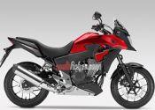 Nueva Honda CB500X 2013
