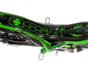 Nueva OSSA Factory R 2014: Saltamontes Racing Green