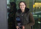 Ana Carrasco, premio 'Protagonista de la Moto' 2018