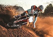 Compra una KTM de motocross con un interés al 0%