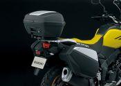 Oferta Suzuki V-Strom 1000: las maletas de regalo