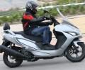 Prueba scooter GT compacto Daelim S3 250 Advance Imagen - 4