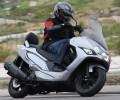 Prueba scooter GT compacto Daelim S3 250 Advance Imagen - 6