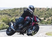 Prueba Honda CB500F 2017: jugada maestra