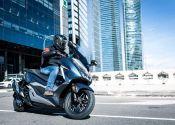 Prueba Honda Forza 300: rompiendo tendencias