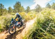 Prueba KTM 790 Adventure/R: doble vida