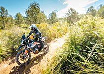 Prueba KTM 790 Adventure/R: doble vida