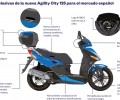 Prueba Kymco Agility City 125 2016: aún mejor Imagen - 7