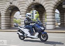 Prueba Peugeot Pulsion 125: un scooter 125 4.0