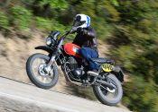 Prueba SWM 440 Six Days: Trail con raíces