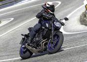 Prueba Yamaha MT-07 2018: plenitud