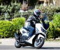 Prueba Yamaha NMAX 125: el especialista Imagen - 5