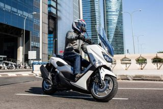 Prueba Yamaha NMAX 125: el especialista