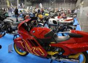 El XVI Retromóvil apuesta por las motos