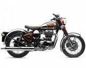Royal Enfield Bullet Classic Chrome 2011