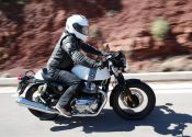 Prueba Royal Enfield Continental GT 650: café doble