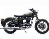 Royal Enfield Bullet Classic Military 2011