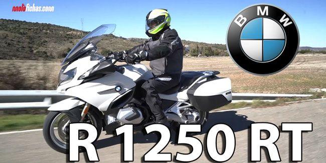 Videoprueba BMW R 1250 RT