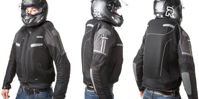 Todo sobre las chaquetas con airbag
