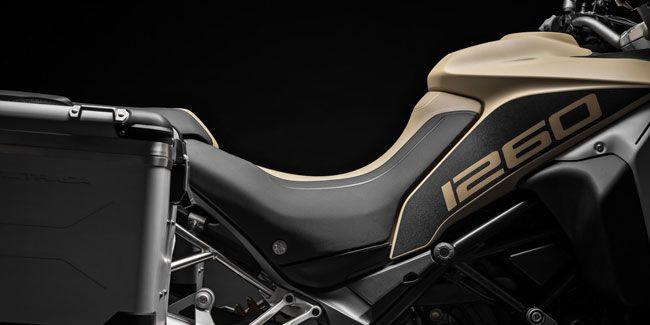 Nueva Ducati Multistrada 1260 Enduro