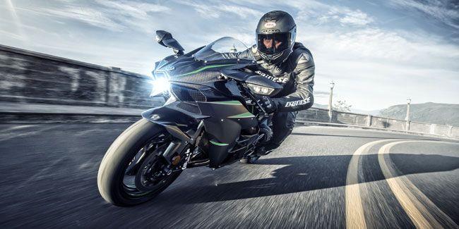 Kawasaki Ninja H2 2019: 231 CV