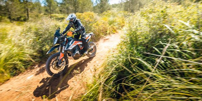 Prueba KTM 790 Adventure & R
