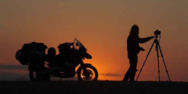 Como preparar tu gran viaje en moto