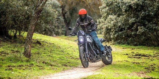 Prueba Benelli Leoncino Trail