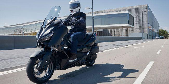 Prueba Yamaha XMax 300 Iron Max