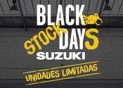 Suzuki Black Stock Days: unidades limitadas