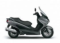 Suzuki Burgman 125 2014-2016