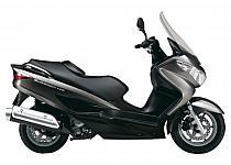 Suzuki Burgman 125 2010-2013