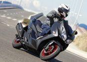 Prueba Suzuki Burgman 400 2017: más dinamismo
