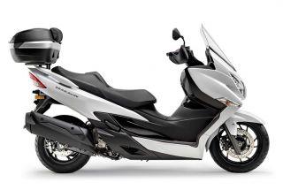 Nuevo Suzuki Burgman 400 City