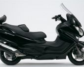 Suzuki Burgman 650 Executive 2013-2017