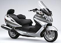 Suzuki Burgman 650 Executive 2010-2012